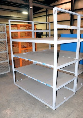 Portable Shelving Unit
