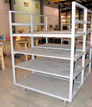 Portable Shelving Unit