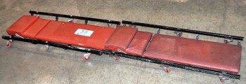 Lot-(2) Creeper Carts