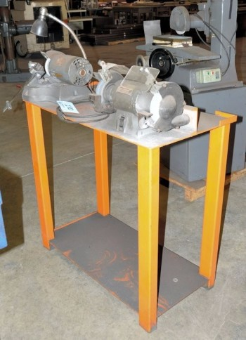 Lot-LISLE Drill Grinder and DAYTON 6\