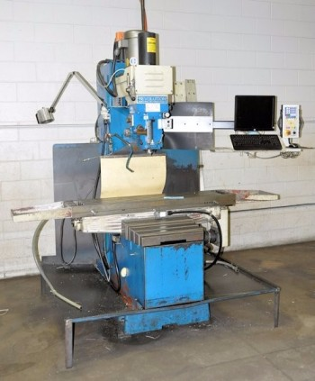 1996 REVOLUTION KM-3BV111, CNC Vertical Milling  Machine