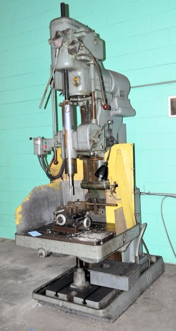 CINCINNATI SUPER SERVICE Floor Standing Production Drill Press