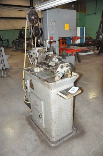 TRAUB 19/32 Diameter Automatic Screw Machine
