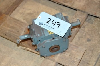 ELECTRA-GEAR MODEL 26HH13D/FX, 5:1 Speed Reducer