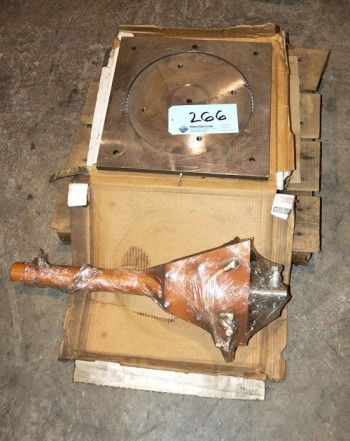 Lot-Bearing Press with Bearings on (1) Pallet