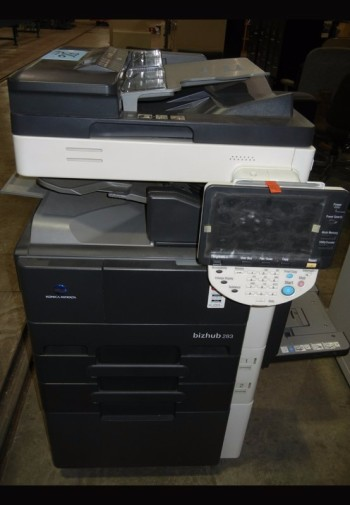 KONICA MINOLTA MODEL BIZHUB 283, Copier