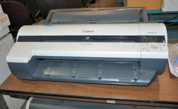 CANON MODEL Ipf605, Plotter with Stand