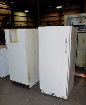 Lot-(3) Refrigerators