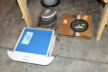 Lot-Sanding Belt and Grinding Wheels