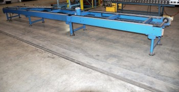 3\' x 24\' Motorized Conveyor