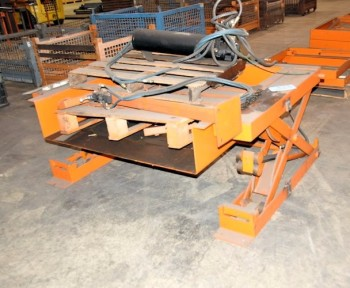 Hydraulic Cam Lift