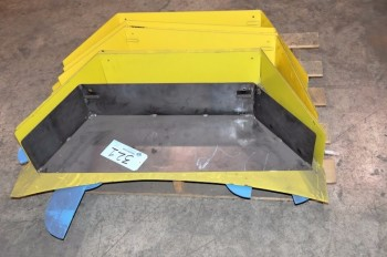 Lot-Guards on (1) Pallet