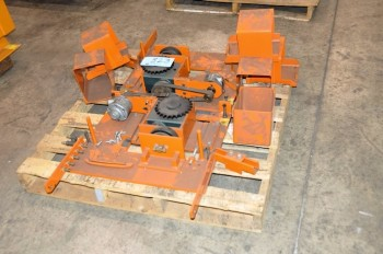 Lot-Turn Table Drives on (1) Pallet
