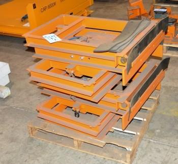 Lot-Tilt Stand Bases on (1) Pallet
