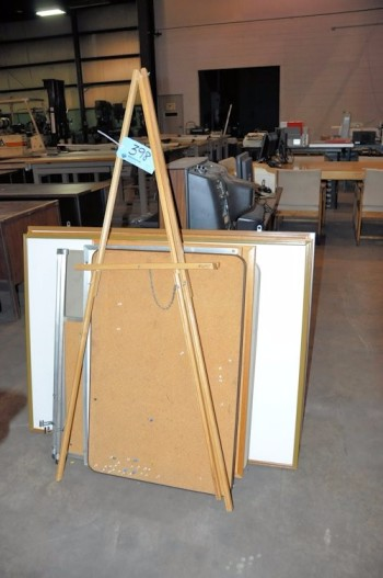 Lot-Dry Erase Boards and Cork Boards