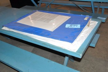 Lot-Plotter Paper (Table not included)
