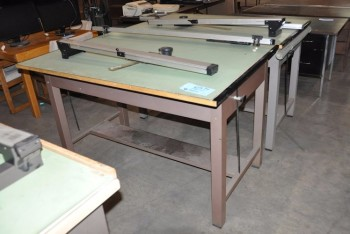 Lot-(2) Drawing Tables