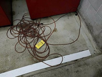 Estimated 50 ft extension cord