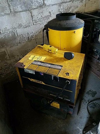 Landa pressure washer model number vhw 42000