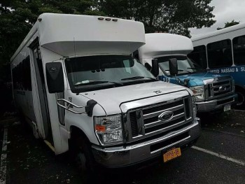 2012 Ford E450 super duty