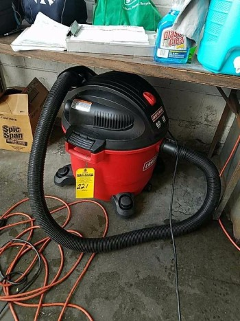 Craftsman 6 horse 16 gallon Shop-Vac