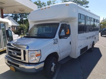 Bus 270 2014 Ford E 450 Super Duty