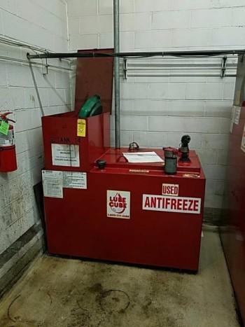280 gallon storage tank