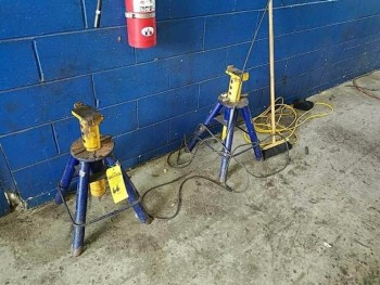 Sort of to Lincoln heavy duty jack stands