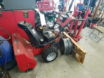 Northstar 10 and a half horse 29 inch snowblower