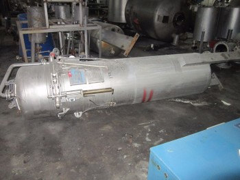 GC Stainless Steel Carriers (125 lb machines)