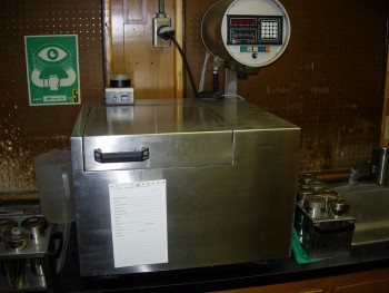 Ernest Benz Glycol Sample Dye Machine