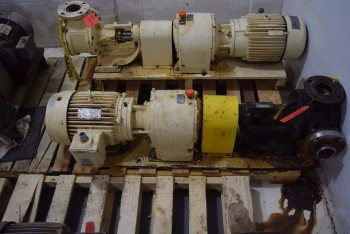 MCCARTER JACKETED HOLDING TANK 49 WITH AGITATOR