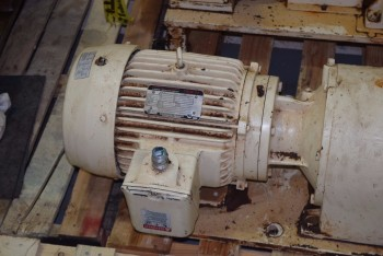WAUKESHA 064 POSITIVE DISPLACEMENT GEAR PUMP