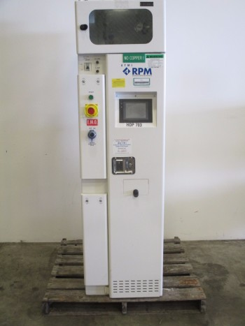 ATMI RPM-49116 REDUCED PRESSURE MODULE GAS DELIVERY SYSTEM