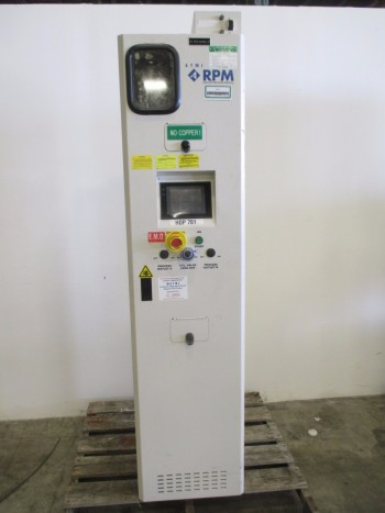 ATMI RPM-49114 REDUCED PRESSURE MODULE GAS DELIVERY SYSTEM