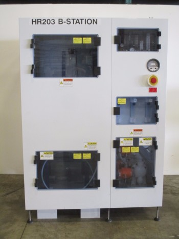 MEGA CELERITY MF2B MODEL 104 CHEMICAL DISTRIBUTION SYSTEM