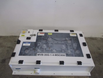 MEGA KINETICS DUAL INPUT VMB CHEMICAL DELIVERY CABINET
