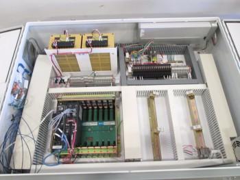 ALLEN BRADLEY PLC CABINET WITH 1785-L40E/E PROCESSOR