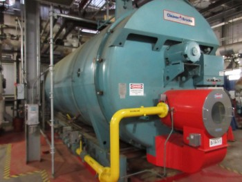 Cleaver Brooks CB700-700 Natural Gas Package Boiler 700HP