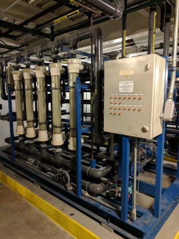 Koch Reclaim UltraFilteration Skid