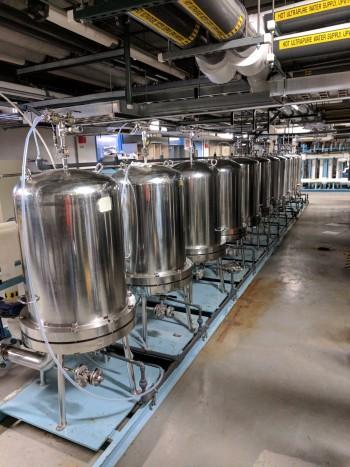 Millpore Filteration System