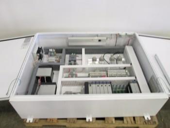 ALLEN BRADLEY CONTROLLOGIX PLC CABINET