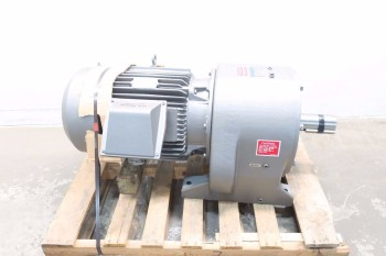 RELIANCE C3240640 40HP AC MOTOR