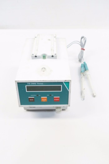 METROHM 716 DMS TITRINO TITRATION MACHINE