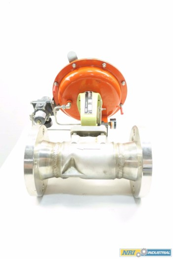 FISHER 3 IN STAINLESS CONTROL VALVE