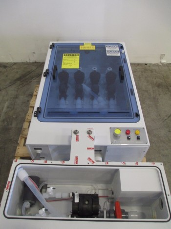 MEGA CELERITY CHEMICAL DELIVERY CABINET