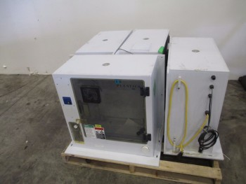 LOT OF 4 MEGA CELERITY CHEMICAL DELIVERY CABINETS