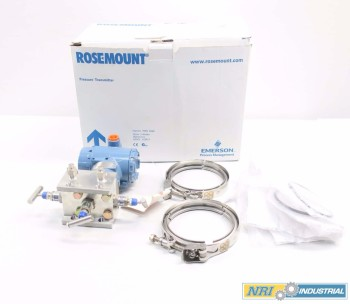 ROSEMOUNT 3051CD1F02A1AS5E5 PRESSURE TRANSMITTER