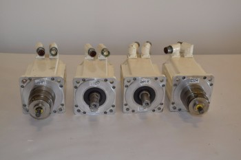 LOT OF 4 ALLEN BRADLEY MPF-B4530K-MJ72BA SERVO MOTORS
