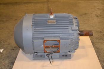 GE 5KE444SCF28B 125HP AC MOTOR